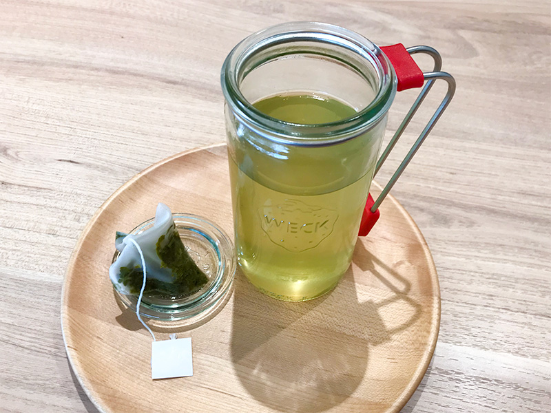 金沢・日本茶専門店「茶のみ(chanomi)」