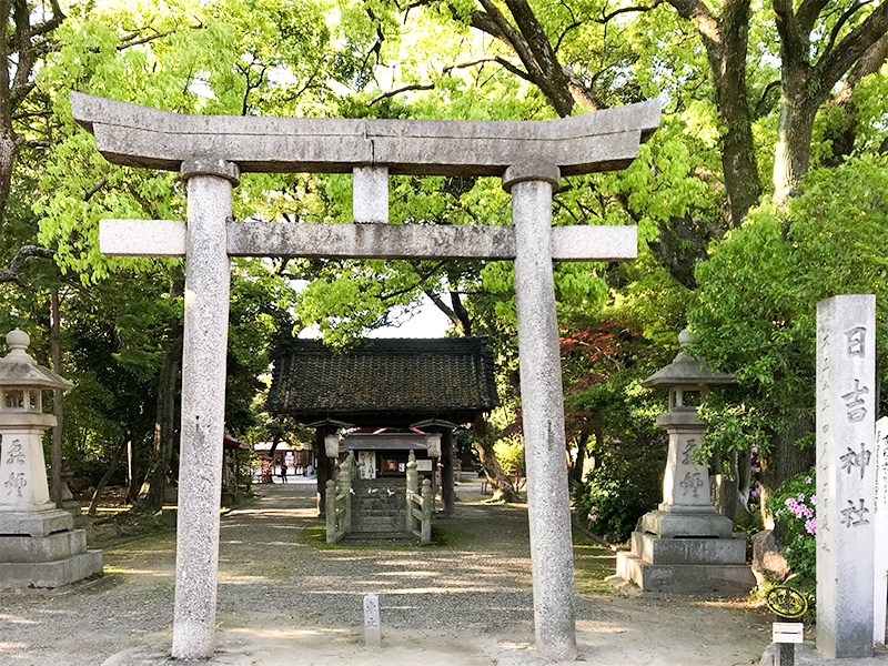 名古屋・清洲山王宮 日吉神社
