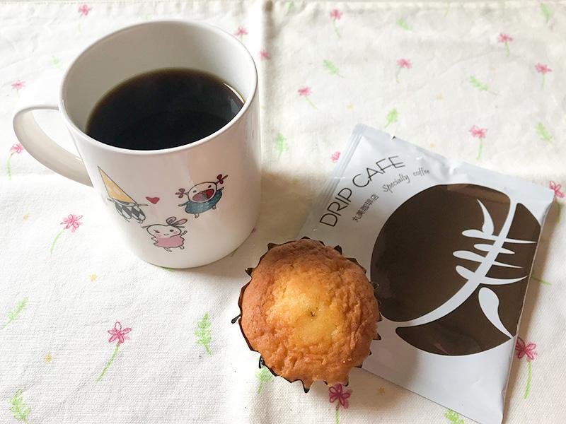 丸美珈琲のドリップコーヒー