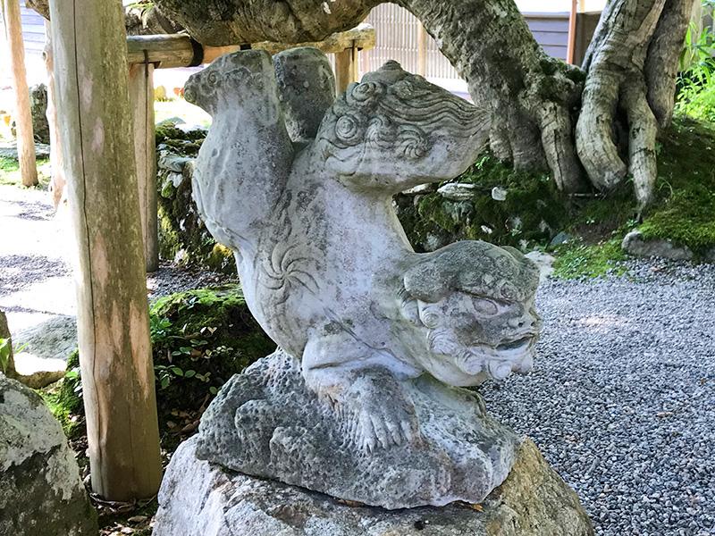 能登・天日陰比咩神社(あめひかげひめじんじゃ)