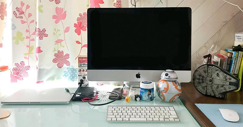 Mac・PCパソコンモニター台