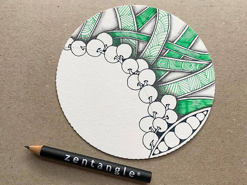 zentangle(ゼンタングル)プロジェクトパック09