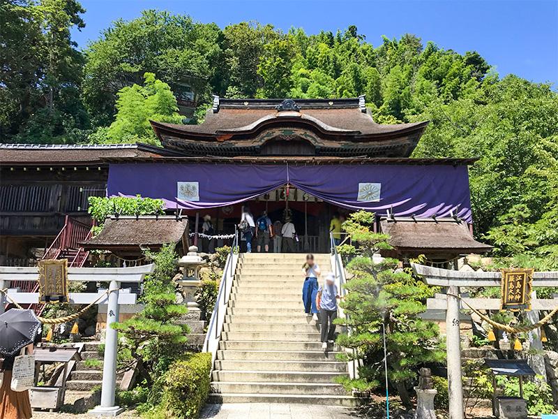 竹生島神社・都久夫須麻神社
