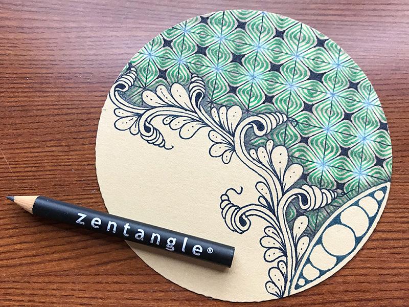 ゼンタングル(zentangle)プロジェクトパック