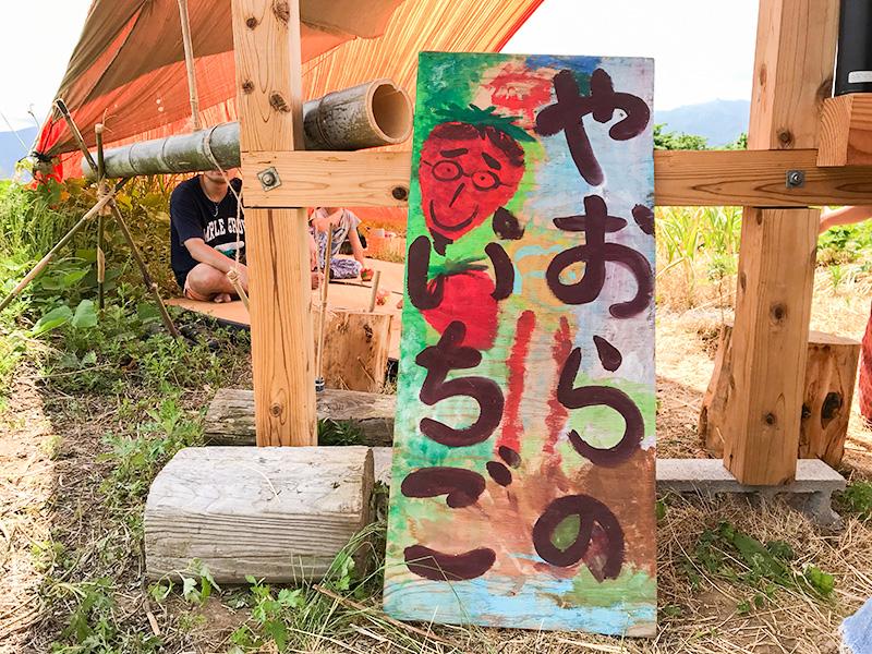 富山いちご狩り八百楽農園(やおらのいちご)