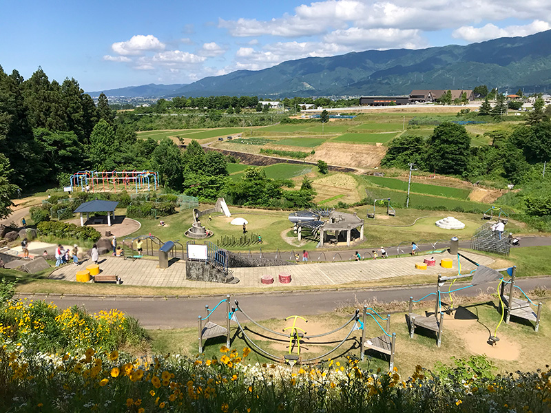 桜ヶ池公園