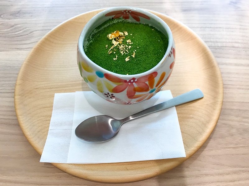 THE TEA SHOP CHANOMI(茶のみ)上抹茶のティラミス風