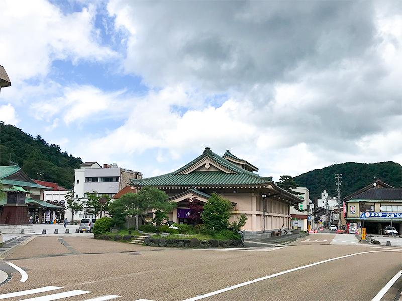 山中温泉総湯菊の湯