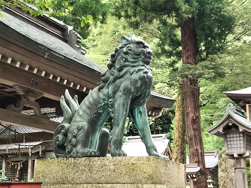 金劔宮(きんけんぐう)