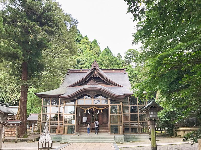 金劔宮 ( きんけんぐう )