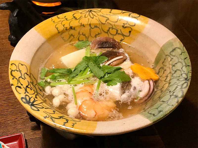 星野リゾート界加賀朝食