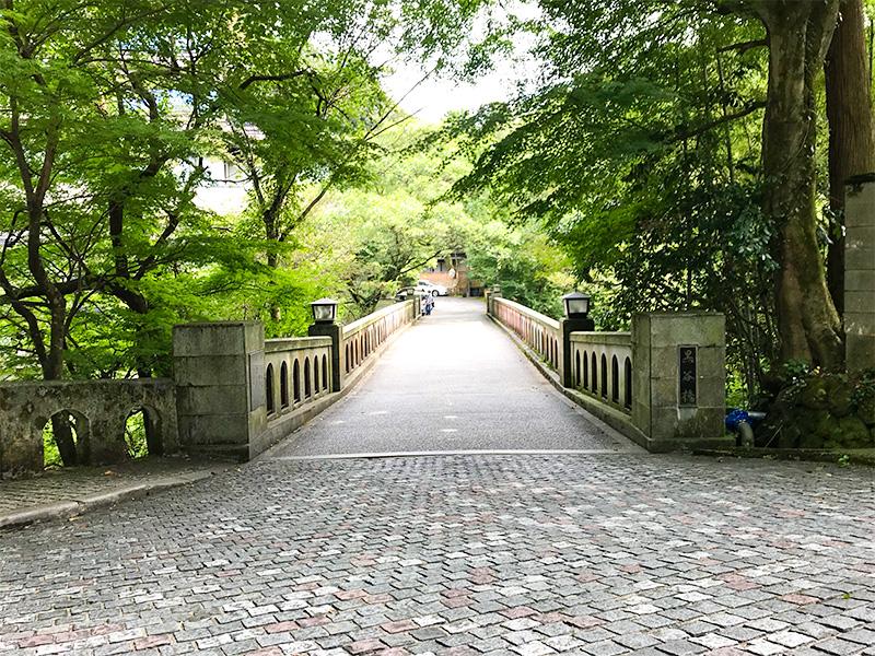 山中温泉・黒谷橋