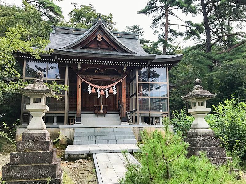 山中温泉東山神社
