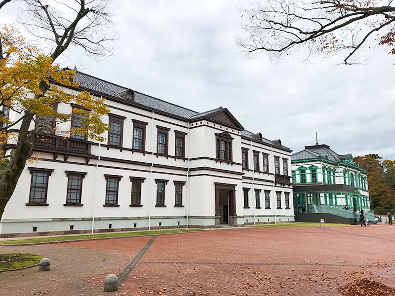 金沢国立工芸館
