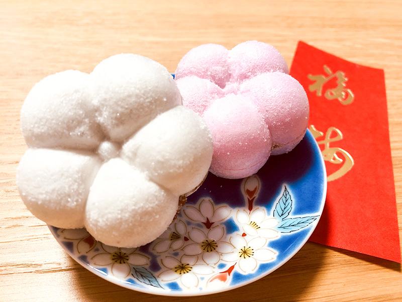 金沢正月菓子・福梅