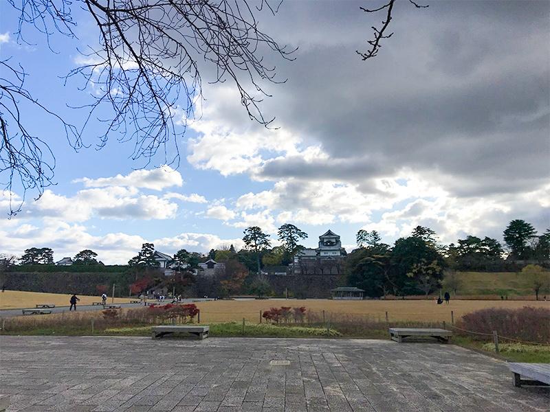 金沢城公園・新丸広場