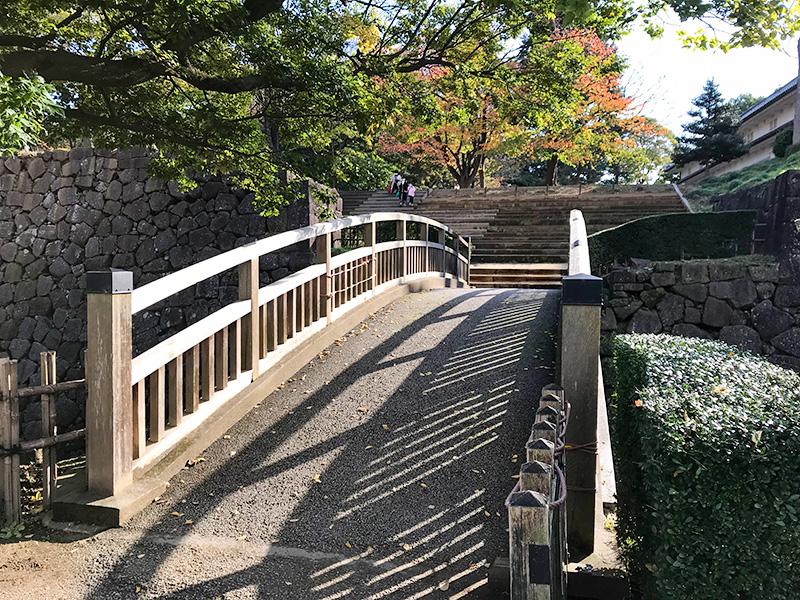 金沢城極楽橋
