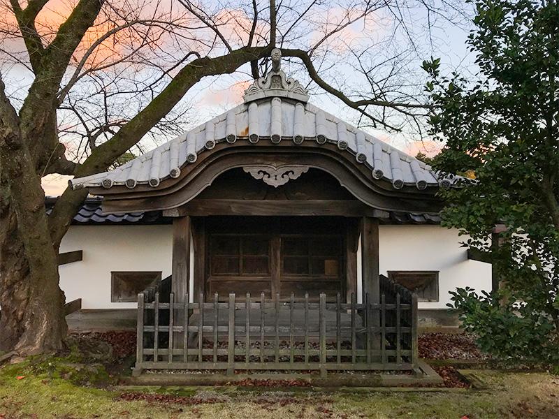 金沢城東の丸
