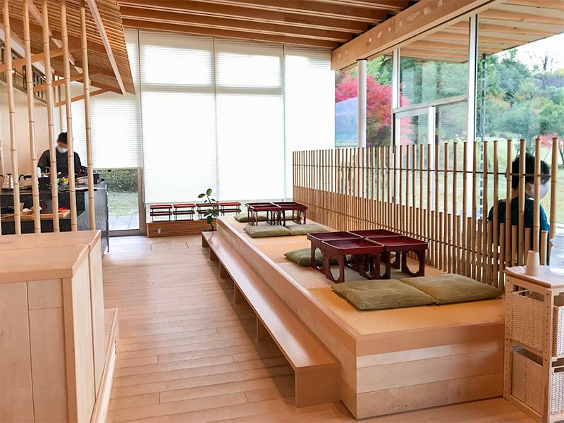 金沢城鶴の丸休憩館・豆皿茶屋