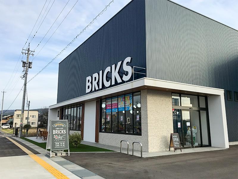 野々市BRICKS(ブリックス)レゴスクール&カフェ・Browny Coffee Roasters