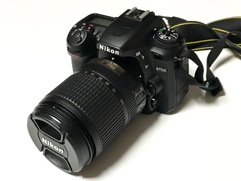 Nikonカメラ