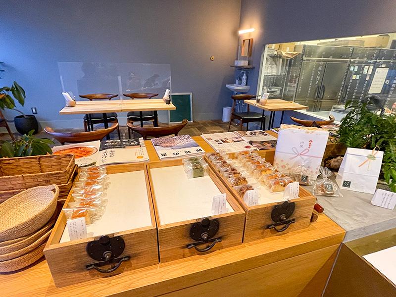 金沢・コンコント菓子店