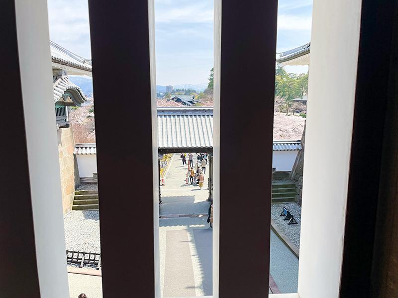 金沢城石川門(搦手門)
