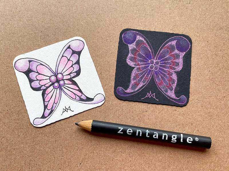 zentangle(ゼンタングル)to you tangle