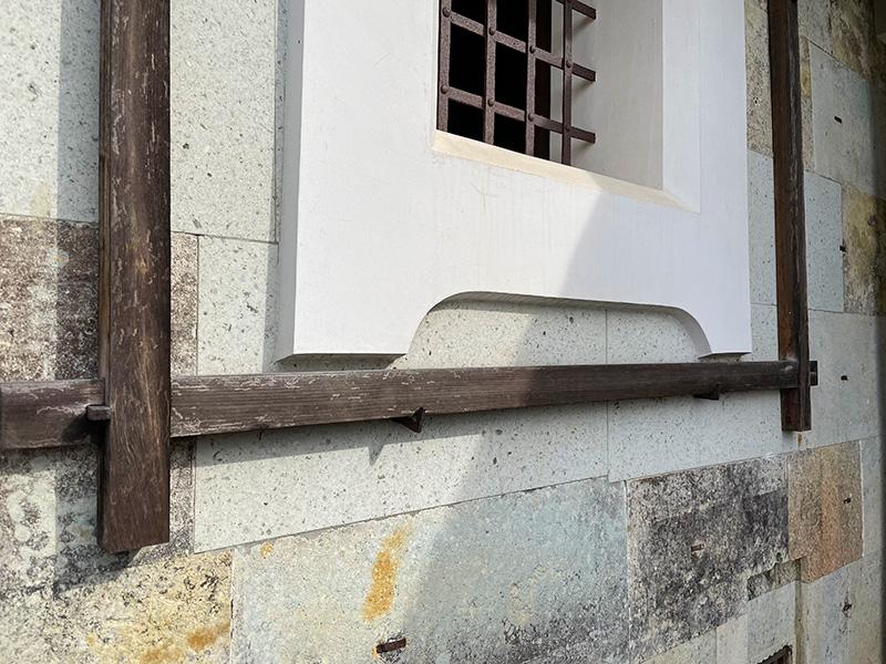 金沢城・鶴丸倉庫(重要文化財)