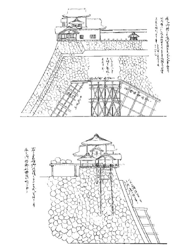 金沢城辰巳櫓