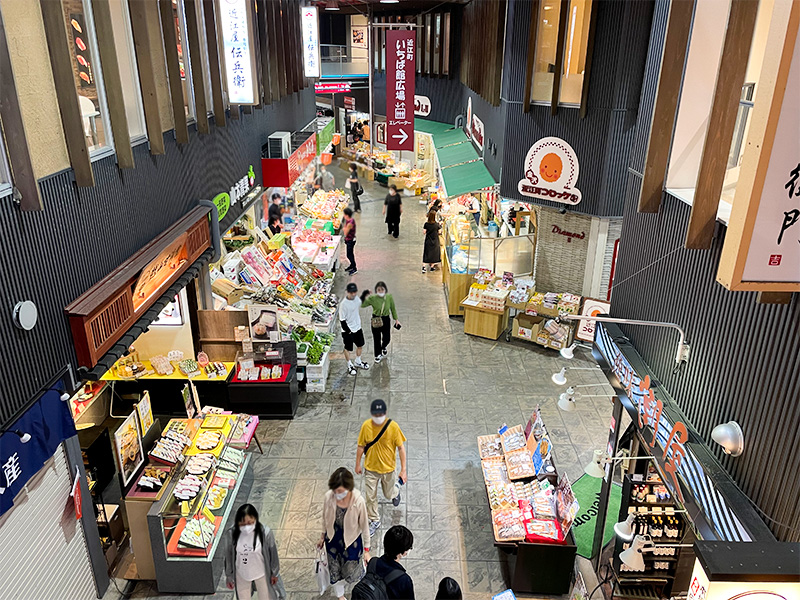 金沢近江町