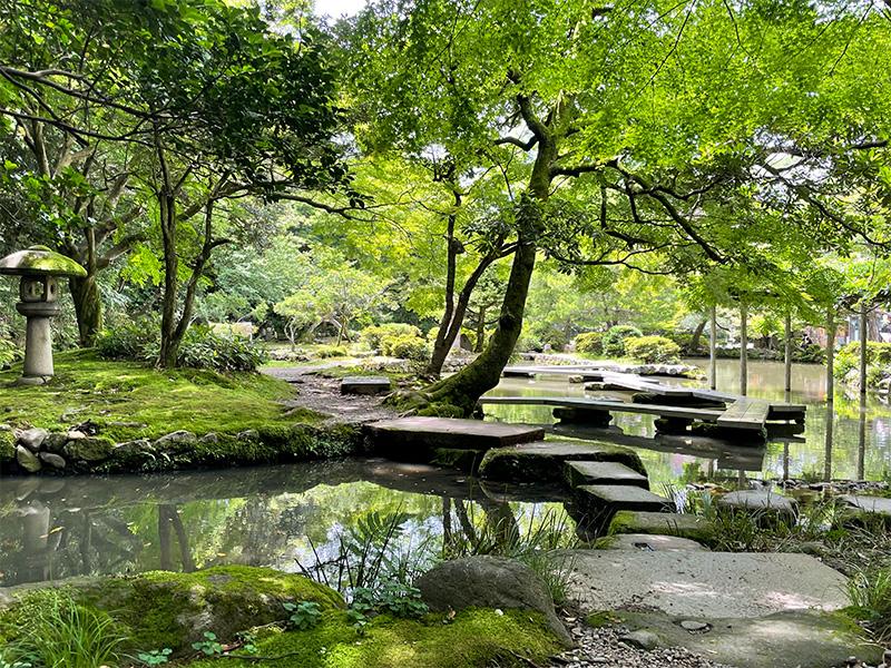 尾山神社・金沢