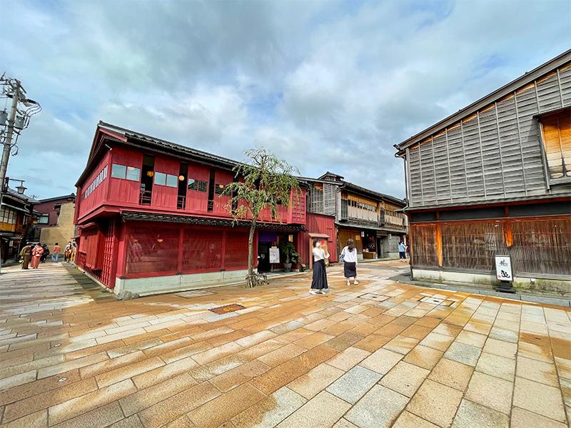 金沢東山ひがし茶屋街