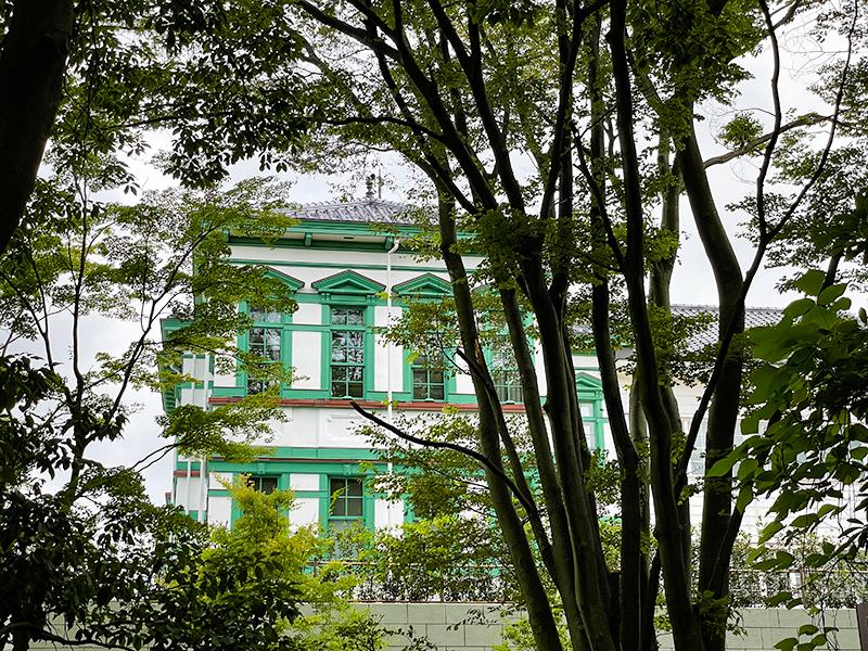 金沢・歴史の小径、国立工芸館