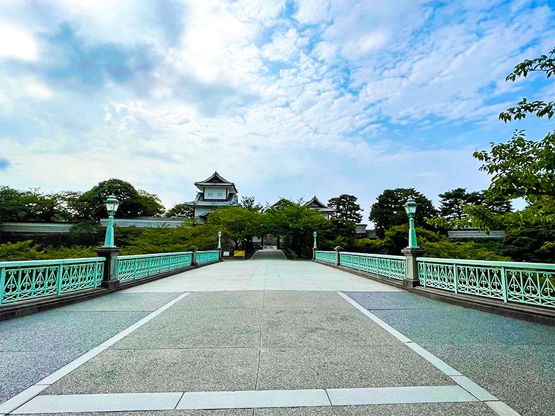 金沢城石川門・石川橋
