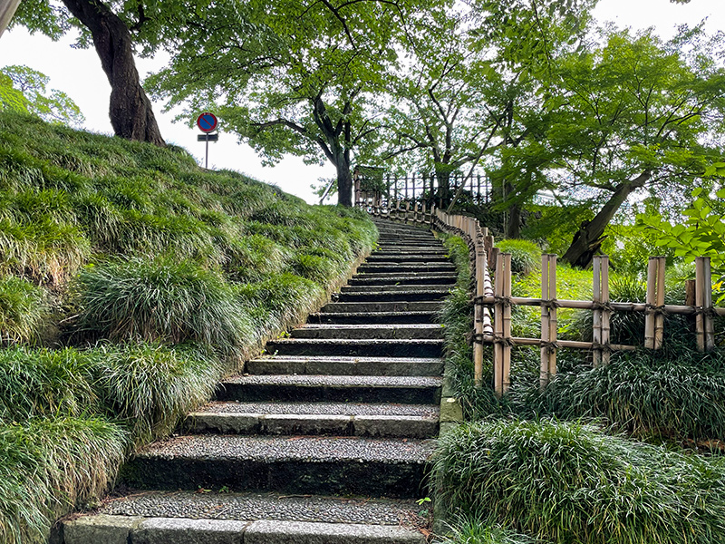 金沢・紺屋坂