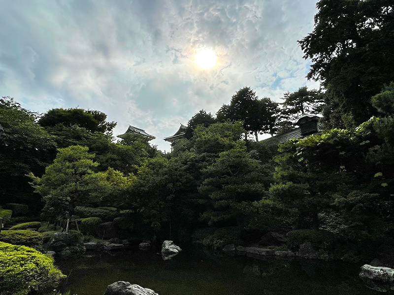 金沢・切支丹寺跡
