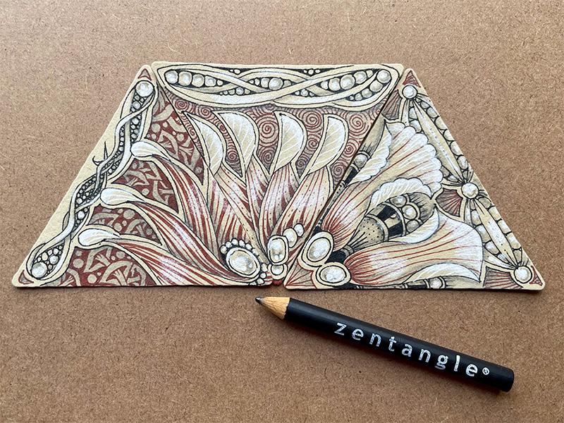 zentangle(ゼンタングル)cztae