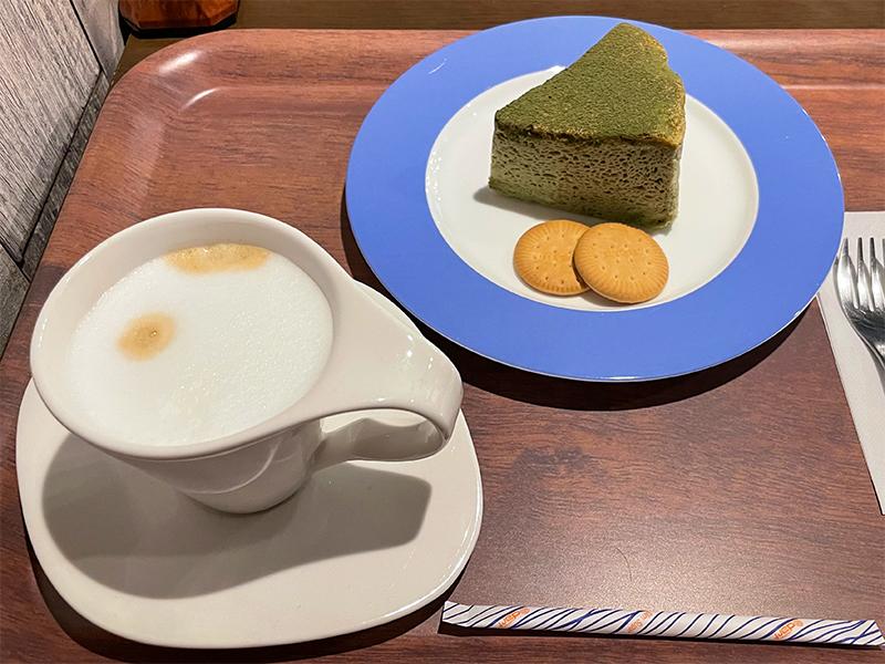 金沢チーズケーキ専門店「ガリバーカフェ」
