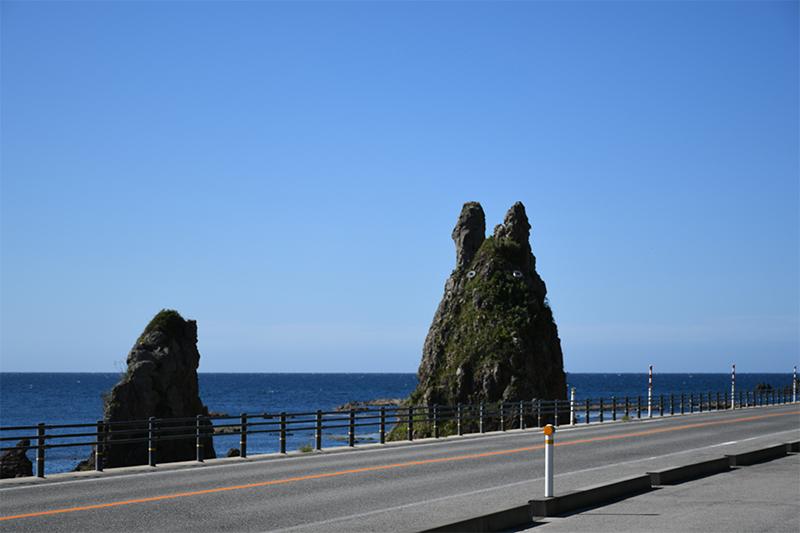 カメラ散歩(トトロ岩)