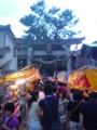 蒲原祭り①