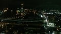 メディアシップ展望台からの夜景