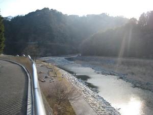 道の駅から見た風景