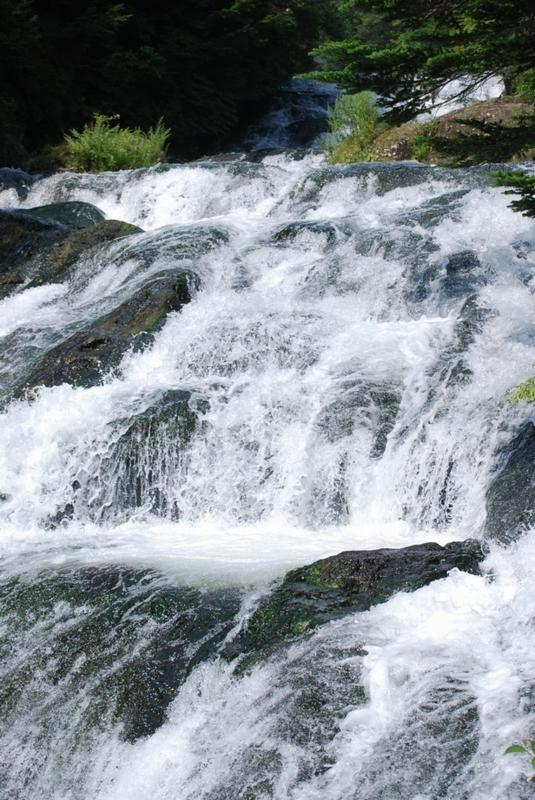 瀑 布の画像