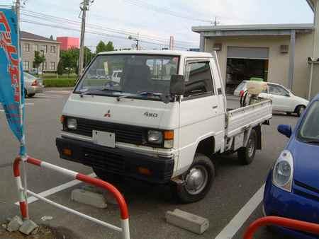 三菱・デリカトラック(LO39G)
