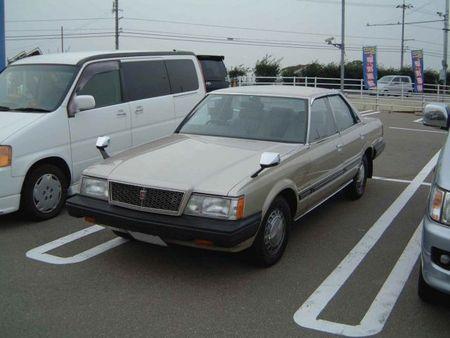 トヨタ・マークⅡ(SX60)