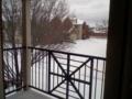 テキサスで異常なほどの雪