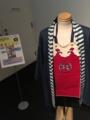 20170422 郵政博物館 通信のあゆみ 悠久の大逓信展 飛脚の衣装