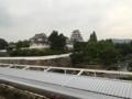 20170906 福山駅から見た福山城