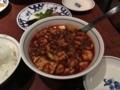 20180119 新宿 陳麻婆豆腐